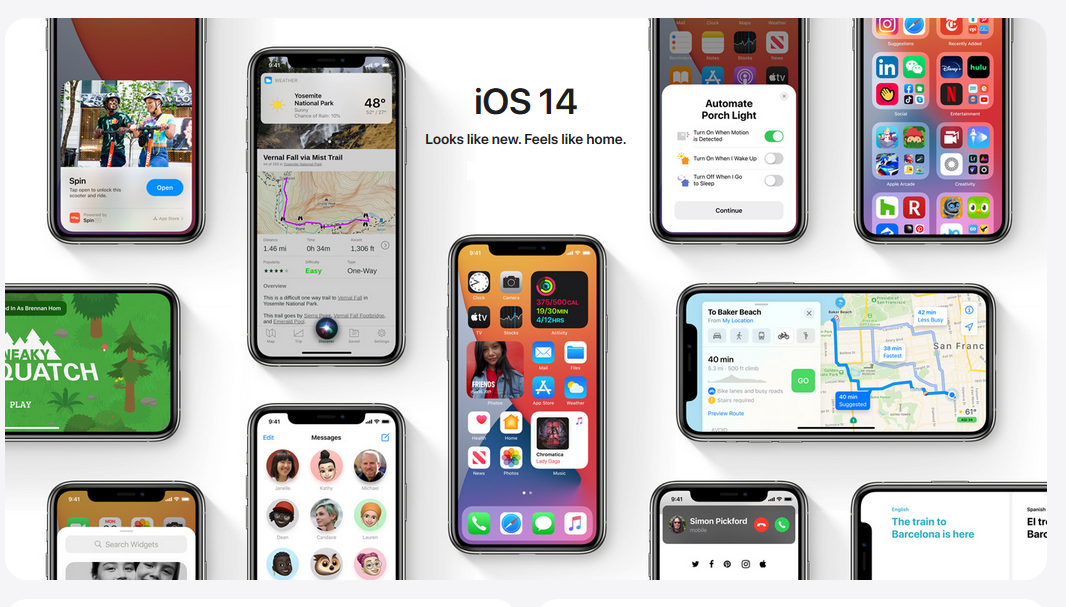 Apple's iOS 14