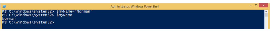 How To Use PowerShell Variables